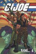 GI Joe TPB (2002 Marvel) By Larry Hama 4-1ST