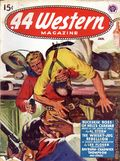 44 Western Magazine (1937-1954 Popular Publications) Pulp Vol. 12 #1