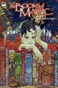 Books of Magic TPB (1997-2001 DC/Vertigo) By John Rieber 3-1ST