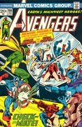Avengers (1963 1st Series) Mark Jewelers 108MJ