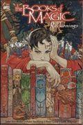 Books of Magic TPB (1997-2001 DC/Vertigo) By John Rieber 3-REP