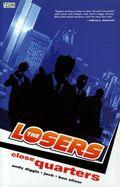 Losers TPB (2004-2006 DC/Vertigo) 4-1ST