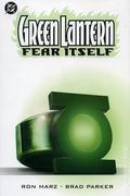 Green Lantern Fear Itself HC (1999 DC) 1-1ST