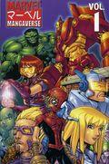Marvel Mangaverse TPB (2002-2003 Marvel) 1-REP