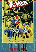 X-Men Days of Future Present TPB (1991 Marvel) 1-REP