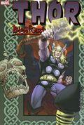 Thor Blood Oath HC (2006 Marvel) 1-1ST