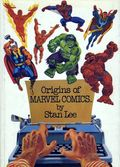 Origins of Marvel Comics HC (1974 Fireside/Simon and Schuster) 1-1ST