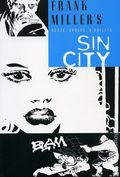 Sin City TPB (2005 Dark Horse 2nd Edition) Frank Miller's 6-REP