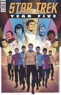 Star Trek Year Five (2019 IDW) 25A