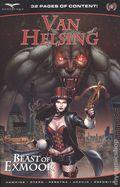 Van Helsing Beast of Exmoor (2021 Zenescope) One Shot 1A