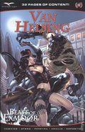 Van Helsing Beast of Exmoor (2021 Zenescope) One Shot 1B