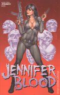 Jennifer Blood (2021 Dynamite) 1B