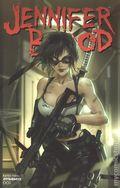 Jennifer Blood (2021 Dynamite) 1C