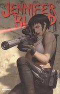 Jennifer Blood (2021 Dynamite) 1D
