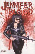 Jennifer Blood (2021 Dynamite) 1E