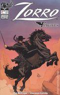 Zorro Flights (2021 American Mythology) 1A