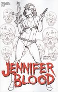 Jennifer Blood (2021 Dynamite) 1J