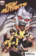New Mutants (2019 Marvel) 22B