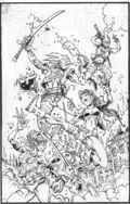 Ninjas and Robots (2020 Keenspot) 10E