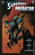 Superman vs. Predator TPB (2001 DC/Dark Horse) 1-1ST