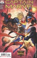 Captain Marvel (2019 11th Series) 33A