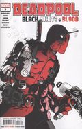 Deadpool Black White and Blood (2021 Marvel) 3A
