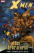 X-Men Age of Apocalypse TPB (2005-2006 Marvel) The Complete Epic 1-1ST