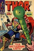 Thor (1962-1996 1st Series Journey Into Mystery) 144