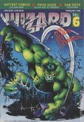 Wizard the Comics Magazine (1991) 6BP