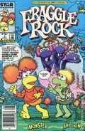 Fraggle Rock (1985 Marvel/Star Comics) Canadian Price Variant 3