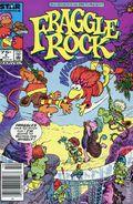 Fraggle Rock (1985 Marvel/Star Comics) Canadian Price Variant 4