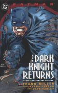Batman The Dark Knight Returns HC (1996 DC) 10th Anniversary Edition 1-1ST