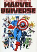 Official Handbook of the Marvel Universe TPB (1986-1987 Marvel) 1-REP