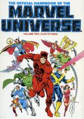 Official Handbook of the Marvel Universe TPB (1986-1987 Marvel) 2-REP