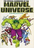 Official Handbook of the Marvel Universe TPB (1986-1987 Marvel) 3-REP