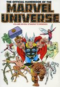 Official Handbook of the Marvel Universe TPB (1986-1987 Marvel) 7-REP