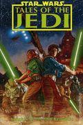 Star Wars Tales of the Jedi TPB (1994 Dark Horse) 1-REP