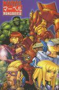 Marvel Mangaverse TPB (2002-2003 Marvel) 1-1ST