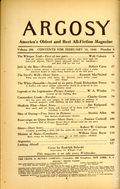 Argosy Part 4: Argosy Weekly (1929-1943 William T. Dewart) Feb 10 1940