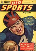 Big Sports Magazine (1948 Exclusive Detective Stories/Atlas News) Pulp Vol. 1 #4