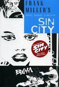 Sin City TPB (2005 Dark Horse 2nd Edition) Frank Miller's 6-1ST