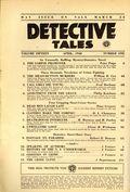 Detective Tales (1935-1953 Popular Publications) Pulp 2nd Series Vol. 15 #1