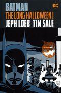 Batman The Long Halloween HC (2021 DC) Deluxe Edition 1-1ST