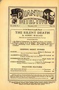 Phantom Detective (1933-1953 Standard Magazines) Pulp Dec 1936
