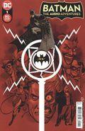 Batman the Audio Adventures Special (2021 DC) 1A