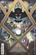 Batman the Audio Adventures Special (2021 DC) 1B