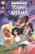 Wonder Woman the Adventures of Young Diana Special (2021 DC) 1