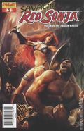 Savage Red Sonja Queen of the Frozen Wastes (2006) 3B