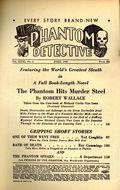 Phantom Detective (1933-1953 Standard Magazines) Pulp Jun 1940