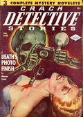 Crack Detective (1942-1949 Columbia) Pulp Vol. 9 #1
